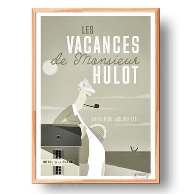 """Tati """"Les vacances de Monsieur Hulot"""""""