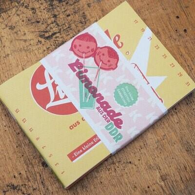 Limonade aus der DDR