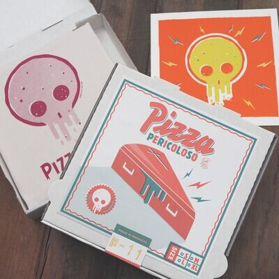 Pizzargh! Pack deluxe
