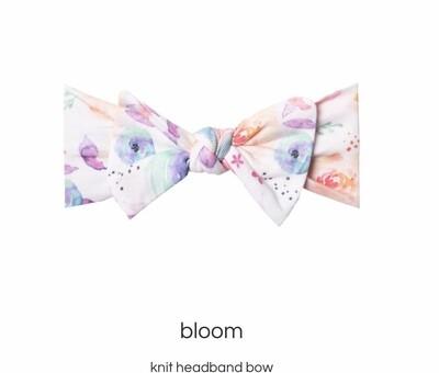 Bloom Headband Copper Pearl
