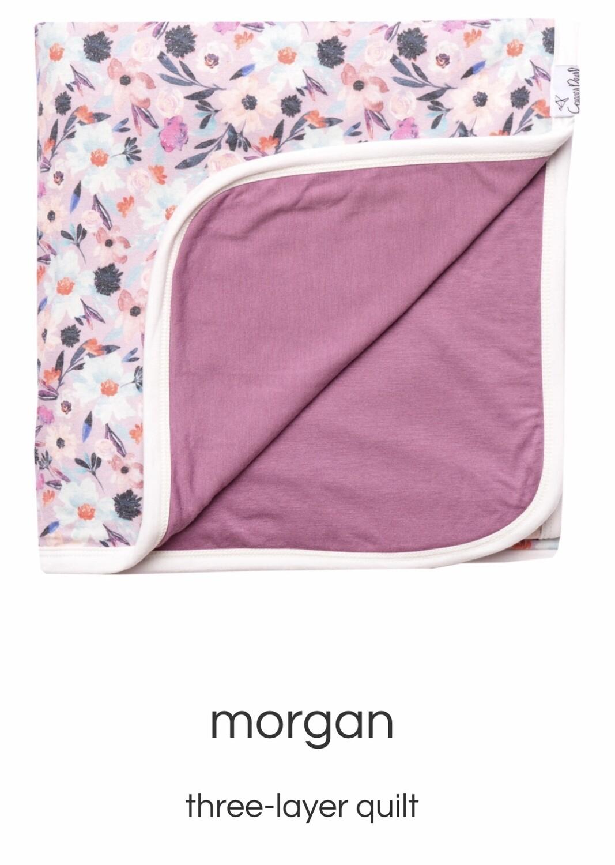 Morgan 3 Layer Quilt