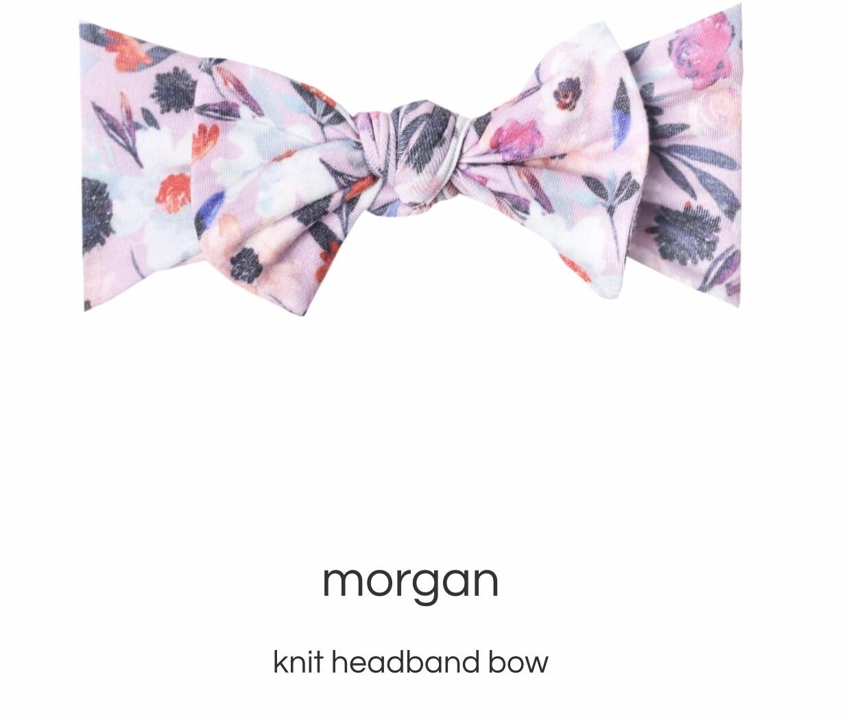 Morgan Headband Copper Pearl