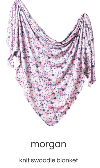 Morgan Swaddle Blanket
