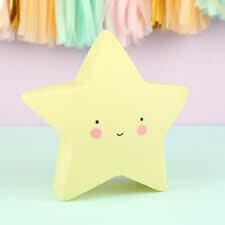 Yellow Star Little Light