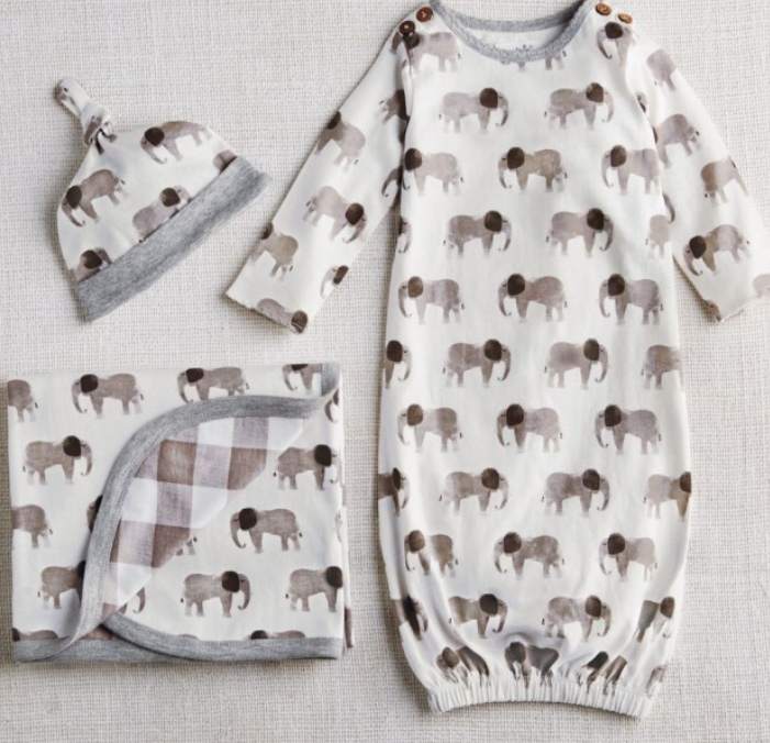 Elephant Take Me Home Set Newborn