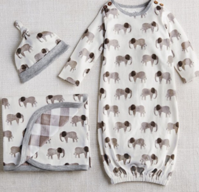 Elephant Take Me Home Set Newborn