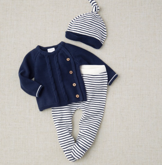 Navy Take Me Home Outfit