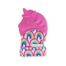 Teething Mitt - Unicorn