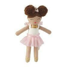 Ballerina Rattle Pink Skirt