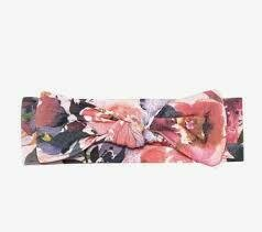 Dusk Rose infant Headband