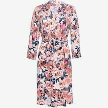 Mommy Robe Dusk Rose M (4-6)