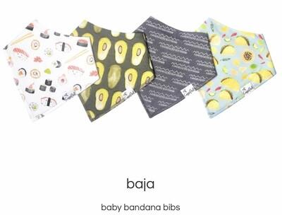 Baja Bib Set