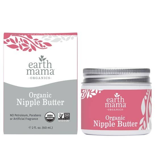 Organic Nipple Butter (2 fl. oz.)