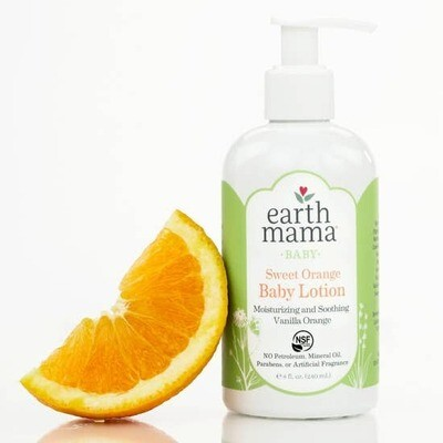 Sweet Orange Baby Lotion (8 fl. oz.)