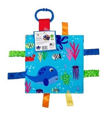 Crinkle Toy Ocean