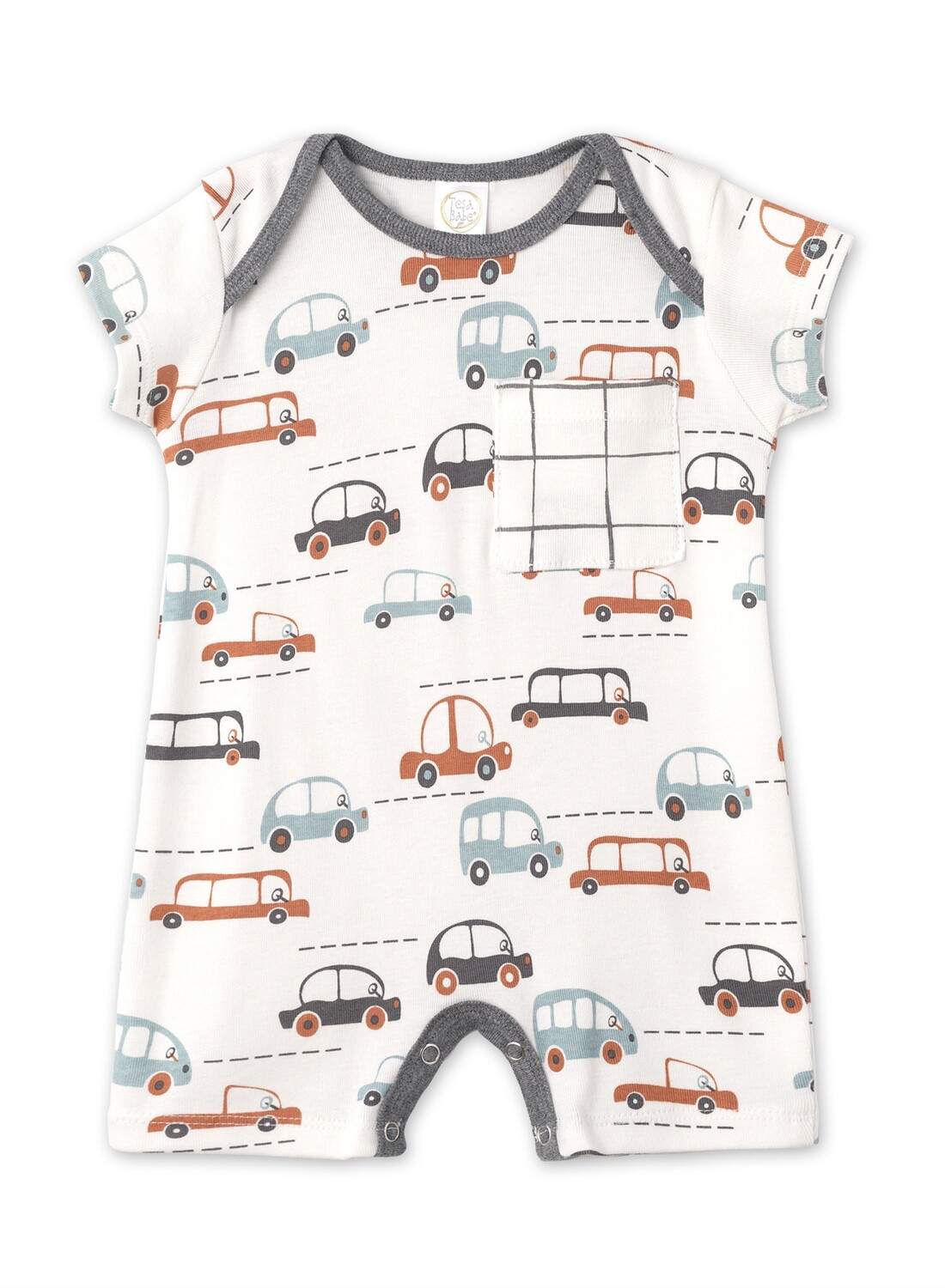 Cars Boy Shortie Romper 12-18 months
