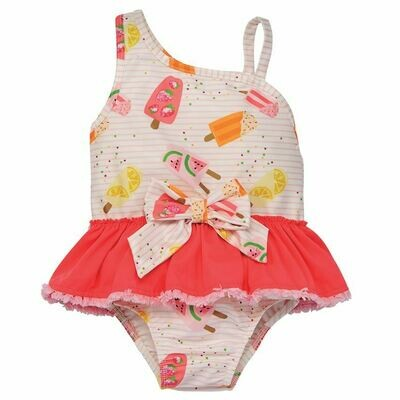 Popsicle Swimsuit 3T