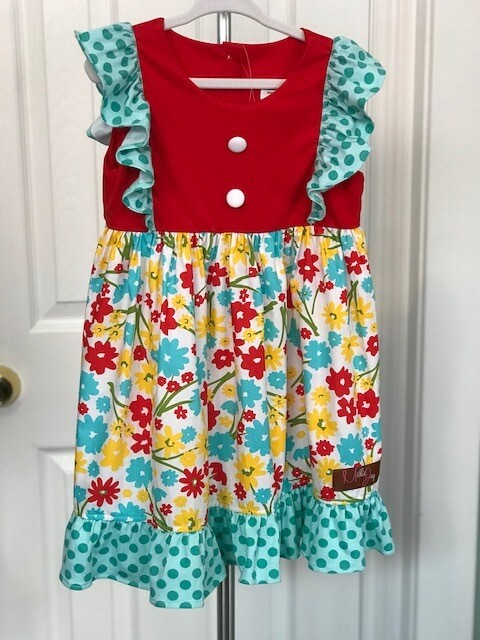 Daisies Dress 3T