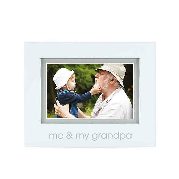 Frame Me & My Grandpa