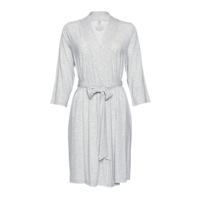 Mommy Robe Athletic Heather LG (8-10)