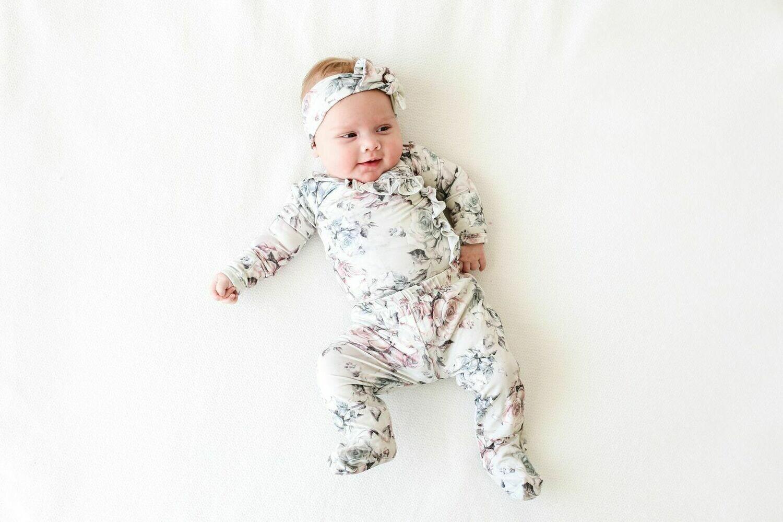 Daniella Ruffled Kimono Set 0-3 months