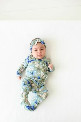 Lucy Ruffled Kimono Set 0-3 months