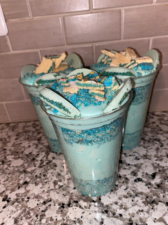 Blue Raspberry Shortcake