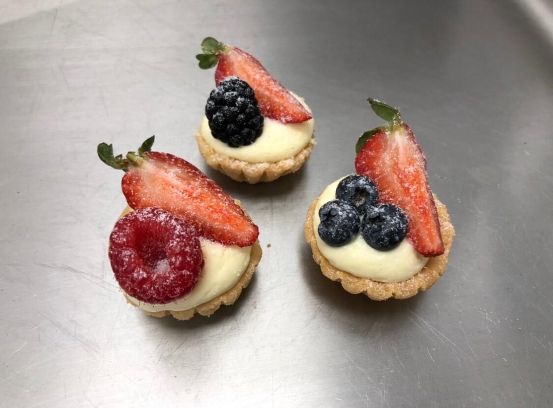 Small Fruit Tart