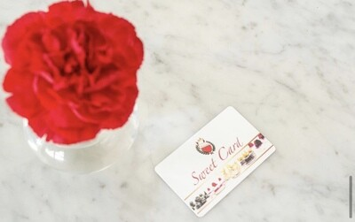 Carrara's Gift Card