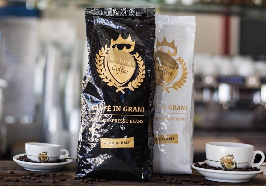Carrara Coffee - 2.2 lb Bag