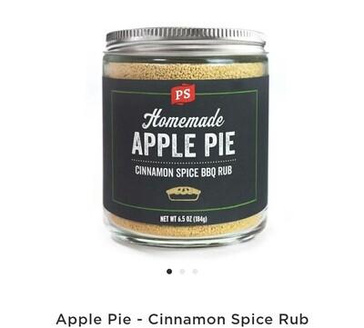 Apple Pie Seasonings