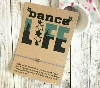 Dance Life Wishlet