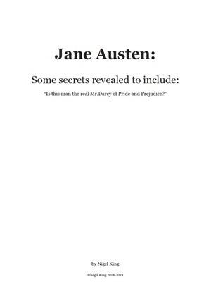 Jane Austen: Mr Darcy