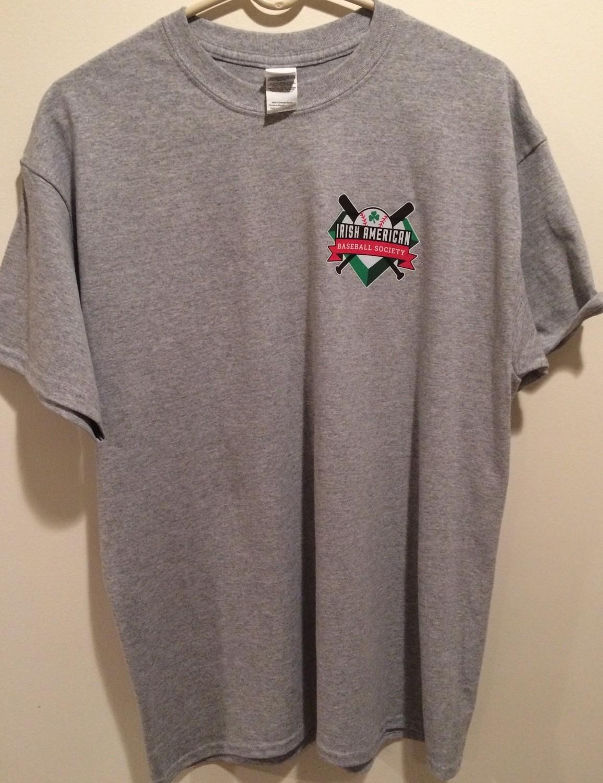 Irish American Baseball Society T-shirt
