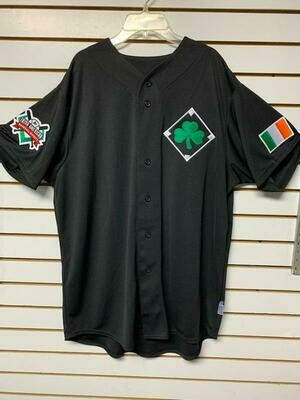Irish American Baseball Society Jersey
