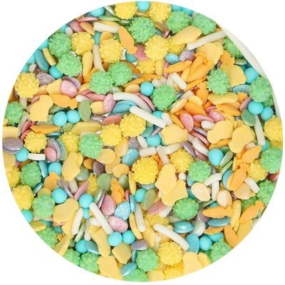 FunCakes Sprinkle Mix 50γρ -EASTER MEDLEY - Μείγμα  Ζαχαρωτών - Πάσχα