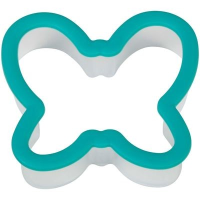 Wilton Plastic Grippy Cutter -BUTTERFLY - Πλαστικό Κουπ πατ Πεταλούδα με λαβή σιλικόνης 9εκ ∞