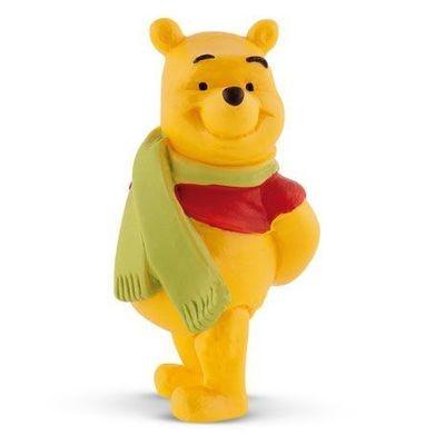 SALE!!! Disney Figure WINNIE THE POOH -Πλαστική Φιγούρα Γουΐνι το Αρκουδάκι περίπου 6,6εκ ∞