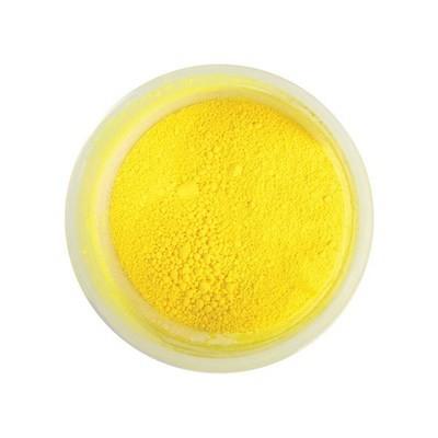 Colour Splash Dust -MATT BRIGHT YELLOW -Σκόνη Ματ  - Κίτρινη 5γρ