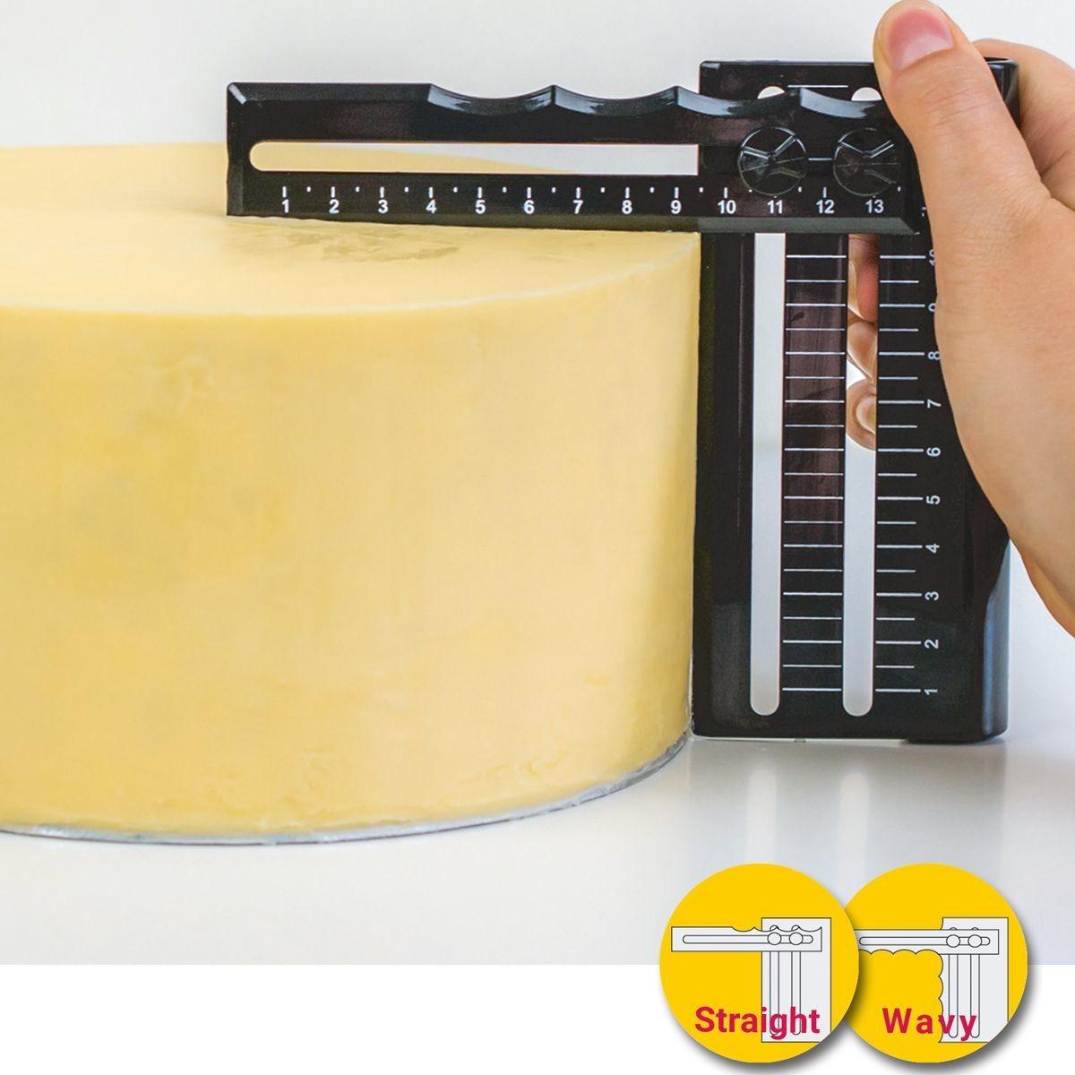 SALE!!! Dekofee Edgy Froster Set -Straight & Wavy - Εργαλείο για αιχμηρές άκρες και πλευρές.