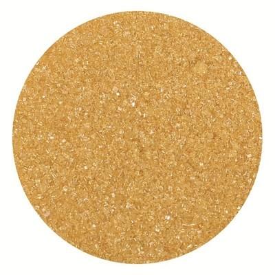 Purple Cupcakes Sparkling Sugar -GOLD 100g - Χρωματιστή Ζάχαρη Χρυσή 100γρ