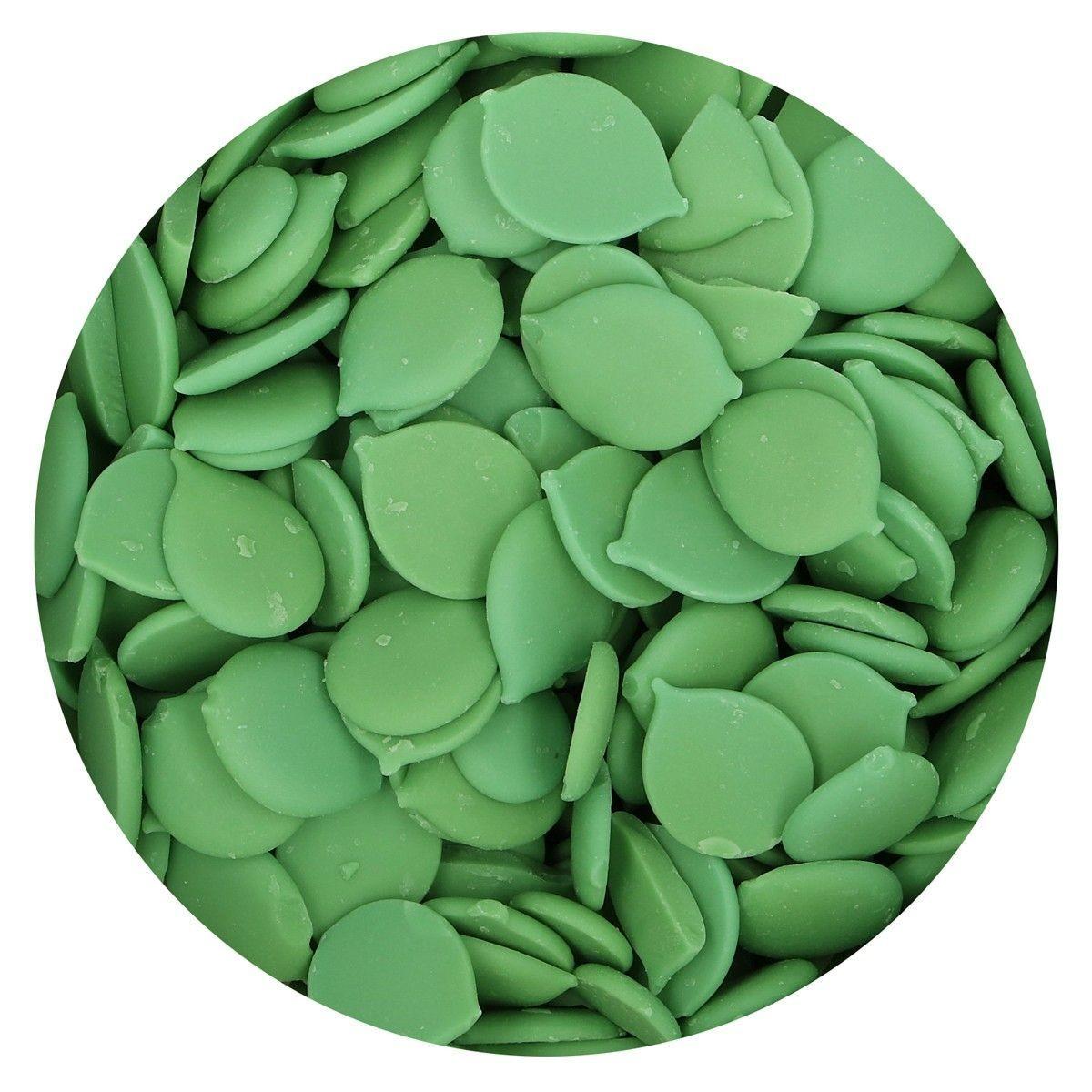 FunCakes Deco Melts -GREEN -Πράσινο 250γρ