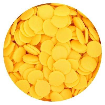 FunCakes Deco Melts -YELLOW -Κίτρινο 250γρ