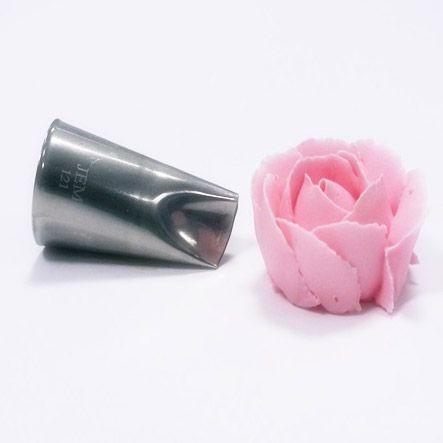 JEM Nozzle -Petal/Ruffle MEDIUM No.121 - Μύτη Κορνέ Μεσαία Πέταλο