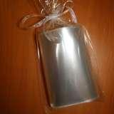 Cookie/Cake Pop Bags 25x12.5εκ - 50τεμ (περίπου) Διάφανα Σακουλάκια Για Μπισκότα/Κέικ Ποπ 25 x 12.5εκ