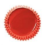 Culpitt Cupcake Cases -METALLIC RED - Θήκες Ψησίματος -Μεταλλικό Κόκκινο 45 τεμ