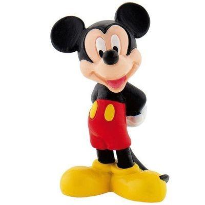 Disney Figure MICKEY MOUSE - Πλαστική Φιγούρα Ντίσνεϊ - Μίκυ Μάους - Περίπου 7εκ