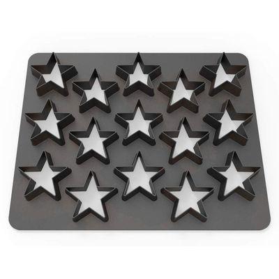 Dekofee Polycutter -STARS - Κουπ πατ πολλαπλά Αστέρια