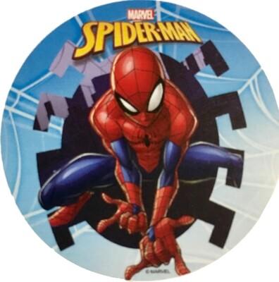 #Βρώσιμη εκτύπωση -SPIDERMAN No.1- 21εκ