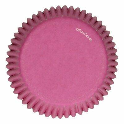 FunCakes Cupcake Cases -PINK -Θήκες Ψησίματος -Ροζ -48 τεμ